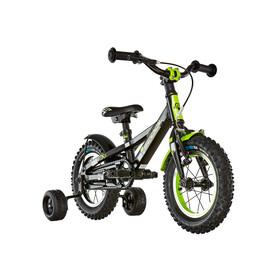 s'cool faXe 12 - Vélo enfant - alloy noir